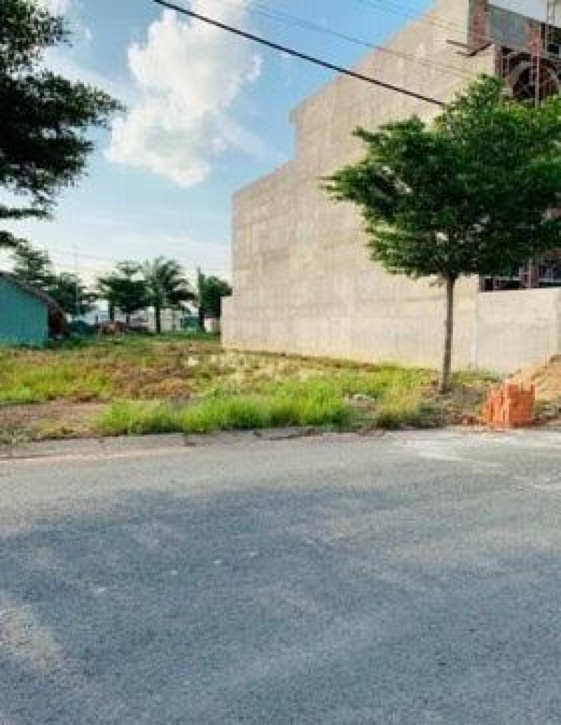 3 lô góc, 15 nền đất khu vực Bình Chánh với giá 950 triệu/nền, sổ hồng riêng, xây dựng tự do
