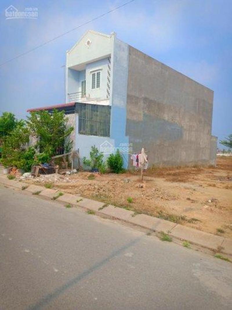 Hỗ trợ Ngân hàng Saccombank Phát mãi 19 nền đất thổ cư liền kề ngã tư Bà Hom TP.HCM