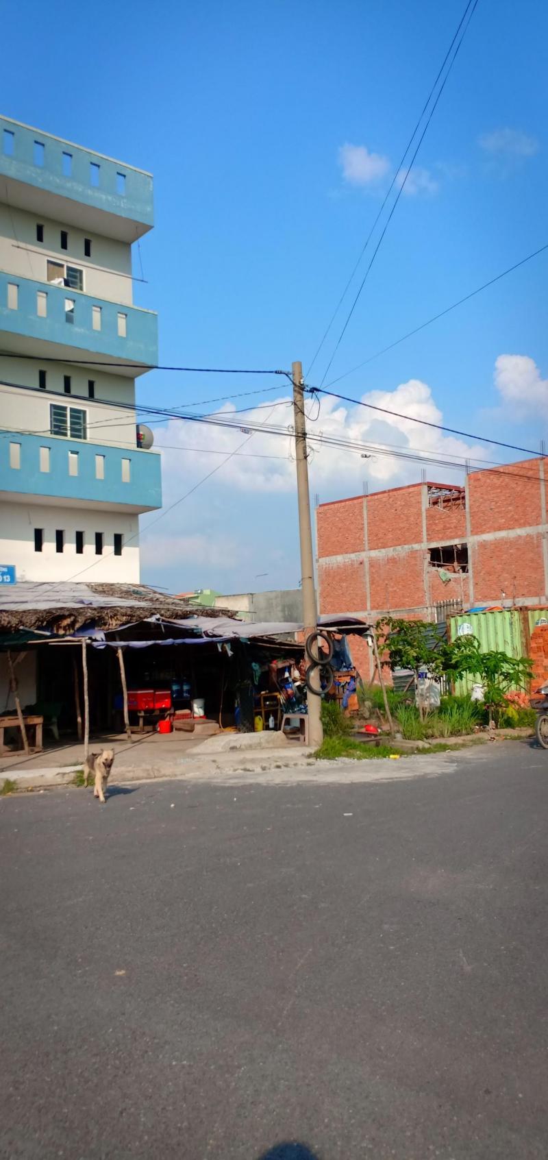 Bán Lô Đất Bình Chánh Liền Kề Bệnh Viện Chợ Rẫy 2