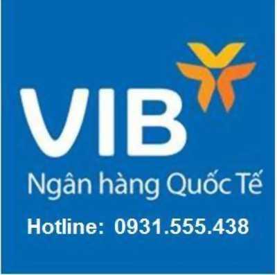 Ngân hàng Quốc Tế VIB thông báo ngày 22/09/2019 HT thanh lý 19 nền đất, liền kề BV Chợ Rẫy 2