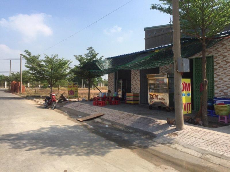 Cần tiền cho con du học bán rẻ gấp  nền đất Bock K2 dt 162m2 khu dân cư TÂN ĐÔ