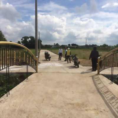 Đất thổ cư KCN Cầu Tràm giá 335tr/nền có sổ riêng