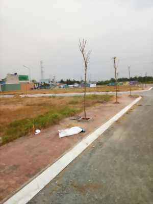 Đất bán gần chợ Bình Chánh, Sổ hồng riêng, giá 392 triệu/nền