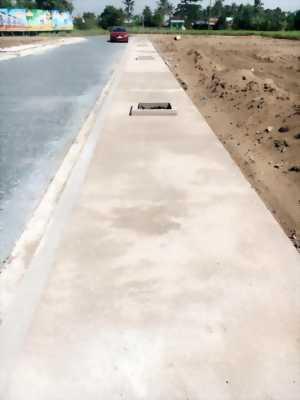 Bán đất nền mặt tiền đường Đinh Đức Thiện nối dài
