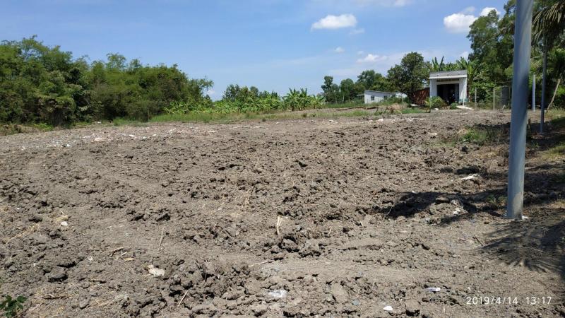 Đất bán tại Long Khê - Phước Vân - Cần Đước - Long An.