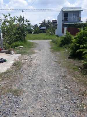 Bán 104m2 đất thổ cư, hẻm xe hơi trong khu dân cư Long Định, Ấp 3, xã Long Định, huyện Cần Đước, Long An.