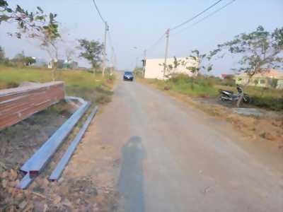 Bán nhanh 1 lô đất khu tái định cư KCN Phước Đông, thổ cư 100%, SHR.