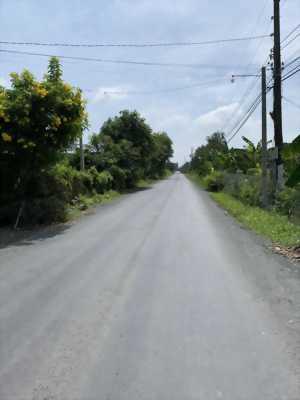 Chính chủ gửi bán đất thổ cư, mặt tiền đường liên Long Khê - Phước Vân, thuộc ấp 1, xã Long Khê, Cần Đước, Long An