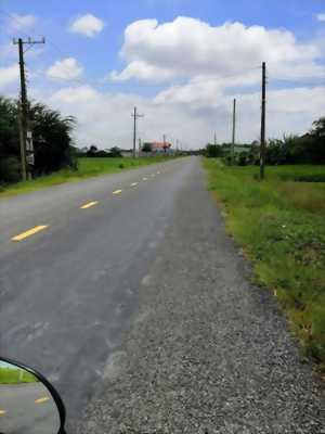 Bán đất mặt tiền đường ĐT 826B thuộc xã Long Hựu Đông, Cần Đước, Long An