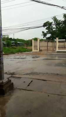 Đất thổ cư mặt tiền đường Bà Xán, Bình Khánh, Cần Giờ