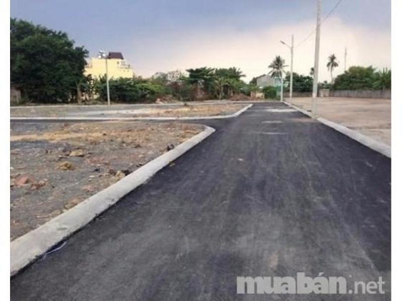 Đất thổ cư mặt tiền đường QL50 giao với TL835, Cần Giuộc