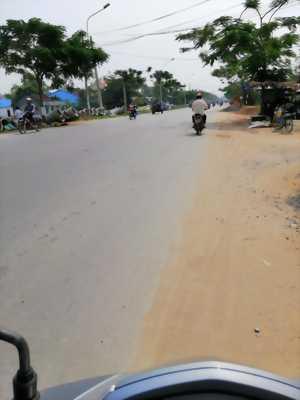Bán đất nền gần thị trấn Cần Giuộc, khu dân cư đông đúc sổ hồng riêng. LH: 0934.185.189 Lộc