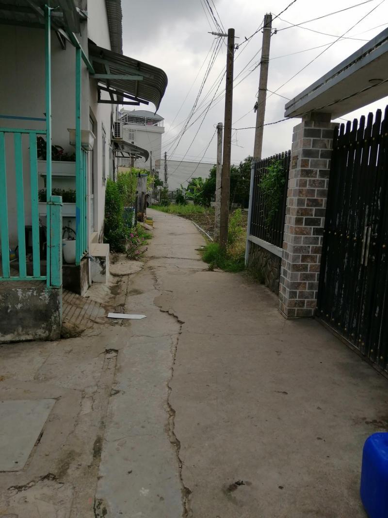 Bán 149m2 đất thổ cư gần thị trấn đường Nguyễn An Ninh. Giá 1,15 tỷ