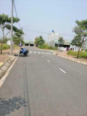 Bán đất nền 100m2 Khu Dân Cư Thái Sơn - Long Hậu mặt tiền đường 12m, KDC an ninh cao