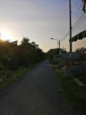 Bán đất nền Mặt tiền đường Hủ Tíu, xã Phước Hậu, huyện Cần Giuộc, tỉnh Long An