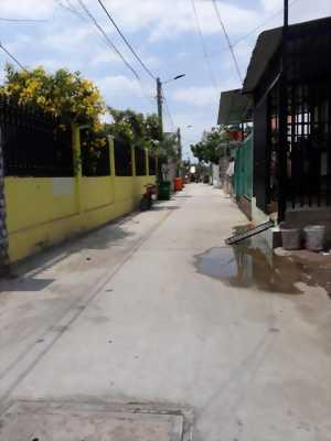 Bán lô đất nền góc 2 mặt tiền ,khu phố 3, thị trấn Cần Giuộc, tỉnh Long An