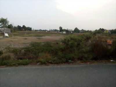 Bán 600m2 thổ cư, mặt tiền đường, ven sông xã Phước Hậu, Cần Giuộc, Long An.