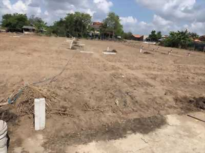 Bán 120m2 đất thổ cư mặt tiền đường xe hơi đường Tập Đoàn 8, xã Trường Bình, Cần Giuộc, Long An.