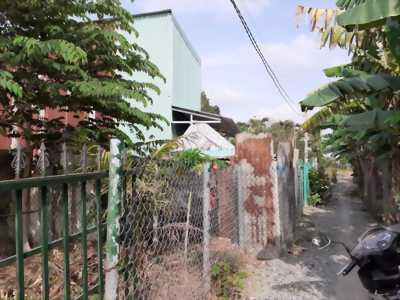Bán đất kèm nhà cấp 4, hẻm xe tải xã Phước Lâm, huyện Cần Giuộc, tỉnh Long An.