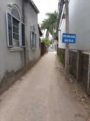 Bán 119m2 đất thổ cư ấp Kế Mỹ, xã Trường Bình, huyện Cần Giuộc, Long An.