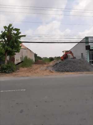 Bán đất mặt tiền đường 835A gần Ngã Tư Xoài Đôi, xã Phước Lâm, Cần Giuộc, Long An..