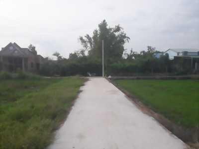 Bán lô đất nền đường xe hơi ở ấp Lộc Tiền, xã Mỹ Lộc, huyện Cần Giuộc, Tỉnh Long An.