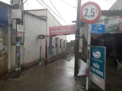Cần bán 54m2 đất thổ cư hẻm xe hơi đường ấp Long Giêng, xã Phước Hậu, huyện Cần Giuộc, tỉnh Long An