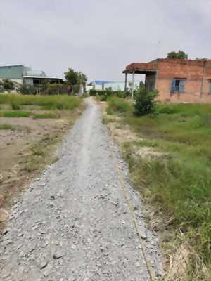 Chính chủ cần bán gấp đất thổ cư, sổ hồng riêng thuộc đường ấp Lộc Trung, xã Mỹ Lộc, huyện Cần Giuộc, tỉnh Long An