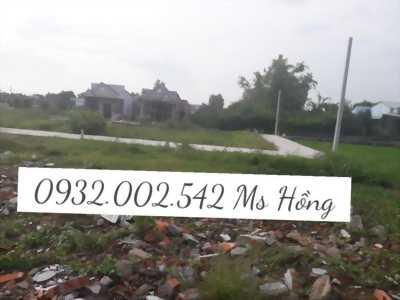 Chính chủ bán đất thổ cư, sổ hồng riêng, 2 mặt tiền tại ấp Phước Hưng 1, Phước Lâm, Cần Giuộc, Long An
