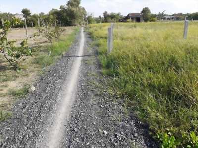Bán đất vườn hẻm xe ba gác, đường ấp Lộc Trung, Mỹ Lộc, Cần Giuộc, Long An.