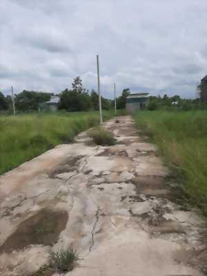 Bán đất góc 2 mặt tiền xe hơi đường Văn Hóa Lộc Tiền, Mỹ Lộc, Cần Giuộc, Long An.