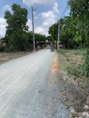 Bán gấp đất thổ cư đẹp, đường xe hơi thuộc xã Trường Bình, huyện Cần Giuộc, tỉnh Long An