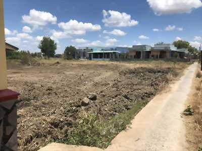 Bán đất vườn góc 2 mặt tiền đường Vĩnh Nguyên, xã Long An, huyện Cần Giuộc, Long An