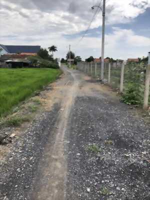 Bán 166m2 đất thổ cư hẻm xe hơi đường Cộng Đồng Lộc Trung, xã Mỹ Lộc, huyện Cần Giuộc, Long An
