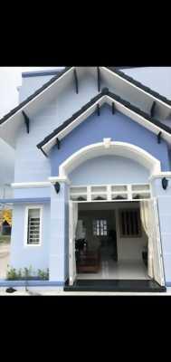 Bán nhà mới xây giá rẽ Cần Giuộc Long An
