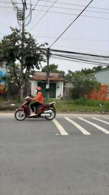 Cần bán nhà cấp 4 mặt tiền ĐT 835A, xã Mỹ Lộc, huyện Cần Giuộc, tỉnh Long An