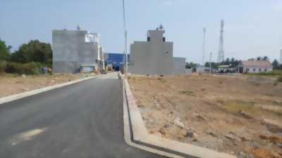 Bán đất lúa giáp cụm dân cư, mặt tiền 45 mét