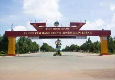 Đất trung tâm Hành Chính Chơn Thành, Bình Phước.