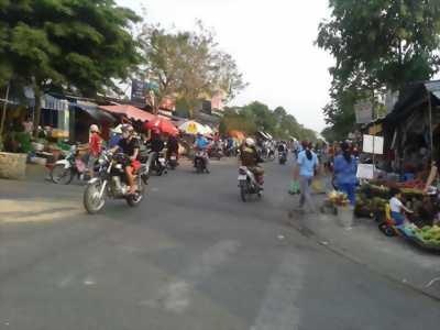 Đất mặt tiền quốc lộ 14 kcn becamex sổ hồng riêng gần trường học