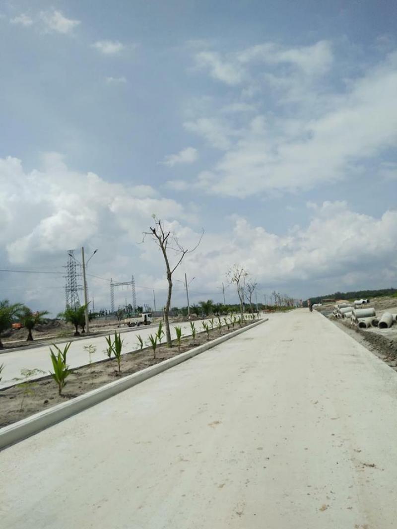 Mở bán 2 Block liền kề trung tâm thương mại dự án khu dân cư Đại Nam, huyện Chơn Thành.