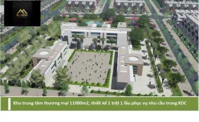 Mở bán Khu dân cư Đại Nam giá gốc chủ đầu tư, ngân hàng hỗ trợ 80 - 100%