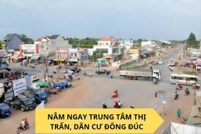 Đất nền khu dân cư Đại Nam Xã Minh Hưng, huyện Chơn Thành, Bình Phước