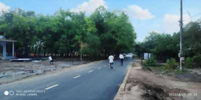 Bán đất mặt tiền Lê Duẩn( lộ giới 32m) đường nhựa 24m ,Thị Trấn Chơn Thành .