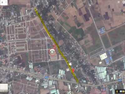 Lô đất gần KCN Tân Phú Trung