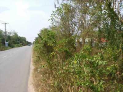 1.280m2 đất ở, mặt tiền đường Bà Thiên