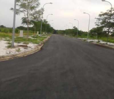 Đất mặt tiền - Đường B5 - Tân Phú Trung -Củ Chi