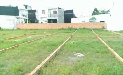 Cần sang lại lô đất củ chi 100% lên thổ cư