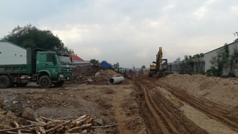 Đường Vành Đai 3 giúp dự án khu dân cư Index Residence