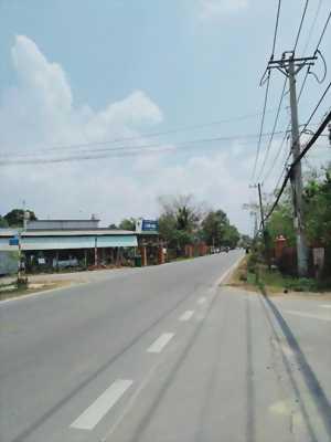 Bán đất huyện Củ Chi, mặt tiền đường nhựa