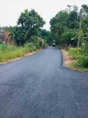 Bán đất Củ Chi, đường nhựa 12m, Sổ Hồng Riêng, xây dựng tự do